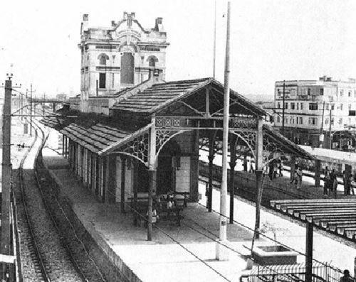 Estação Marechal Hermes, Rua Carolina Machado - Mal. Hermes Rio de Janeiro - RJ