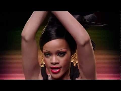RIHANNA FOR COLDPLAY TOUR    The singer not only shot an appearance in the music video for the Coldplay single Princess of China, but is also being featured uring the band's live performances of the track via some pretty rad video footage projected onto the stage. Here the full clip, with Rihanna showing nails and a leather dress.