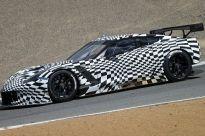 Corvette C7.R Makes Camouflaged Debut at Laguna Seca - CorvetteOnline.com
