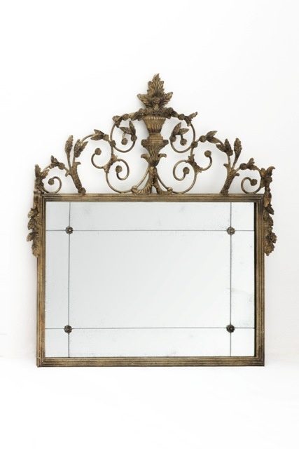 Vintage Mirror 1m x 70cm