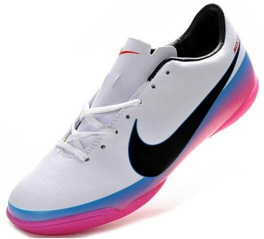 Nike Mercurial Victory III IC Indoor Football Trainers Soccer Cleats White  Blue Pink, cheap Nike Mercurial Victory III IC, If you want to look Nike ...