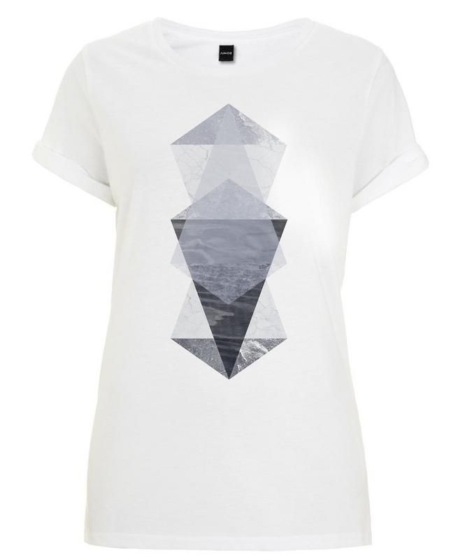 Translucent no. 05 as Women's T-Shirt by Wood + Ink | JUNIQE