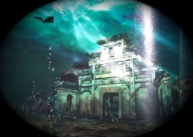 sunken cities discovered around the globe   World Wonders ...