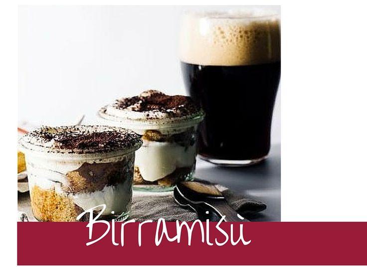 Non c'è nessun errore di battitura, infatti parleremo di una variante del tipico dessert. Il birramisù è un tiramisù, ma preparato con l'aggiunta di birra, che dona il tipico retrogusto...