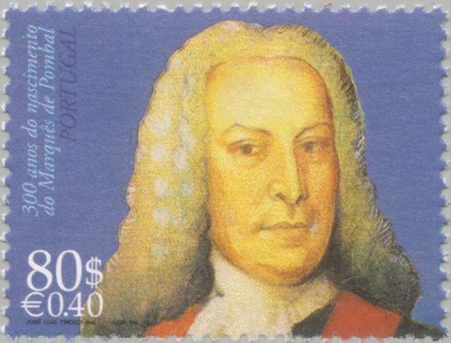 Marquês de Pombal, estadista