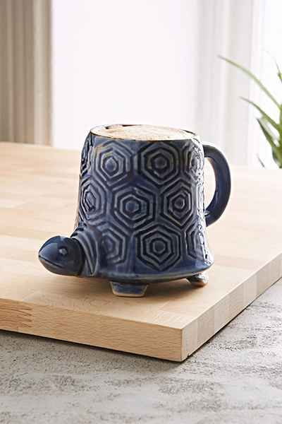 Plum & Bow Reactive Turtle Mug