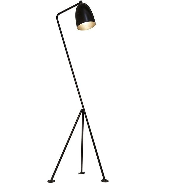 Noir furniture asti floor lamp lamp445