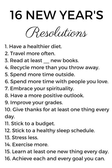 A New Year's Resolution (www.prepforaday.com)