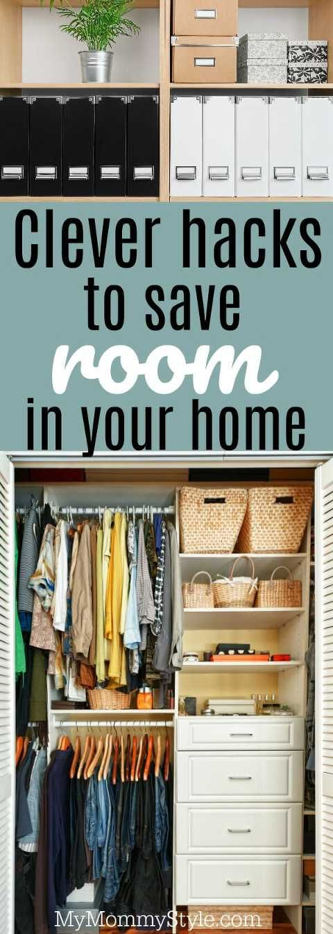 Clever Space Hacks to Save Room in Your Home