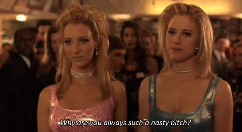 Romy and Michele HS Reunion