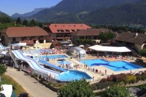 Camping L'Ideal, Lathuile, Annecy, Frankrijk