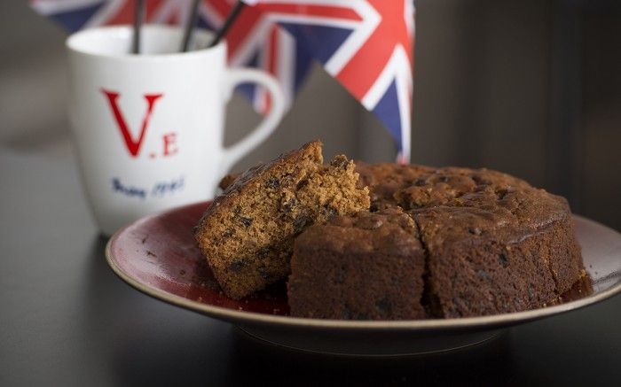 Nice Cake Recipes Uk: Winston Churchill's Favourite Fruit Cake