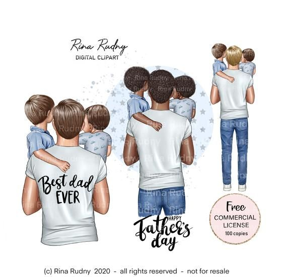 42+ Father son working together clipart information