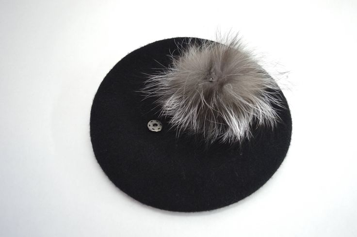 Excited to share the latest addition to my #etsy shop: Real fur pom pom clip, fox fur strip for hats, pom pom fur cap replacement, fur strip, fur clip hat replacement, real fur hat clip. #realfoxfur #foxfurcharm