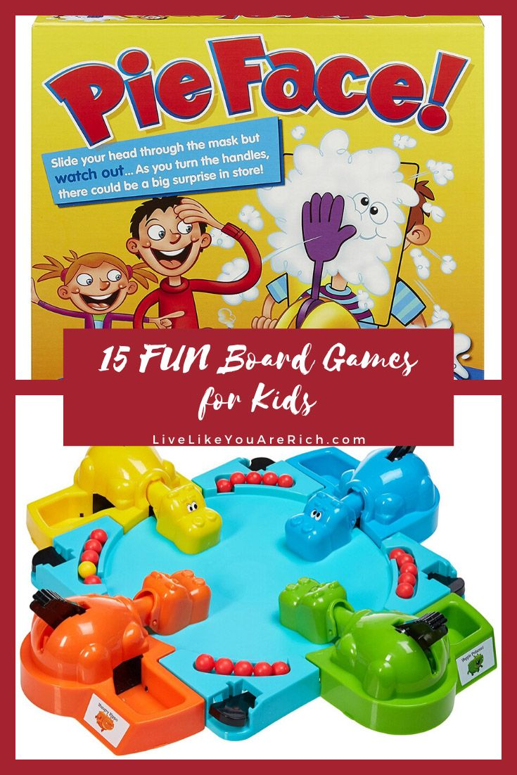 15 More Top Board Games for 5 and Under in 2020 Board
