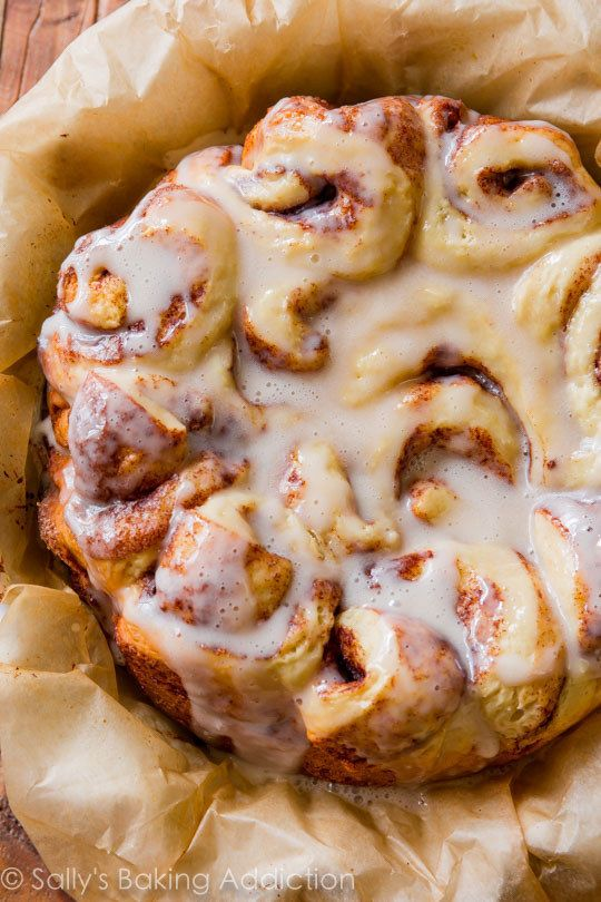 ALERT! These pillowy cinnamon rolls can be made in a slow cooker!