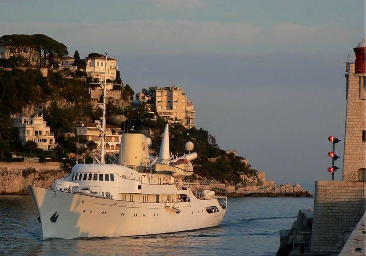 Aristotle Onassis' boat Christina O