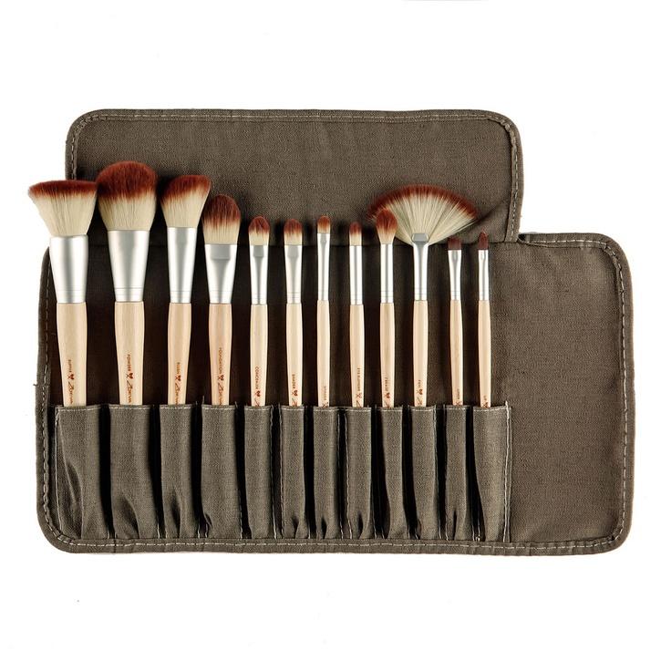 Must have Pinsel Bamboo Pinsel Set makeup zoeva