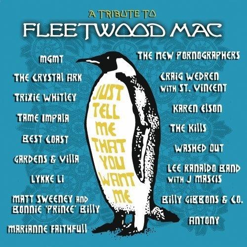 """Mit """"Just Tell Me That You Want Me: A Tribute To Fleetwood Mac"""" (Concord/Universal) erscheint nach """"Legacy"""" (1998) bereits ein zweites Fleetwod Mac Tribute-Album.Die über vier Dekaden andauernde Schaffensperiode der einstigen Bluesformation um Peter Green und den ewig Treuen, namensgebenden, Mick Fleetwood und John McVie,  sowie späteren Weltkarriere-Popmusiker mit Stevie Nicks, Lindsay Buckingham und Christine McVie, wirft schließlich genug Material ab.Während """"Legacy"""" sich ausschließlich…"""