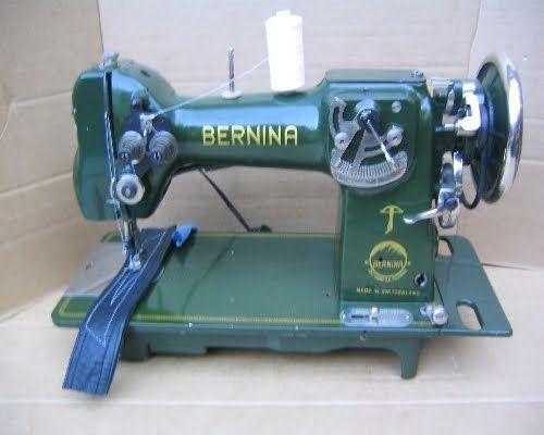 The Bernina 117