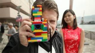 Chase Jarvis, Lego Camera - DigitalRev TV, via YouTube.