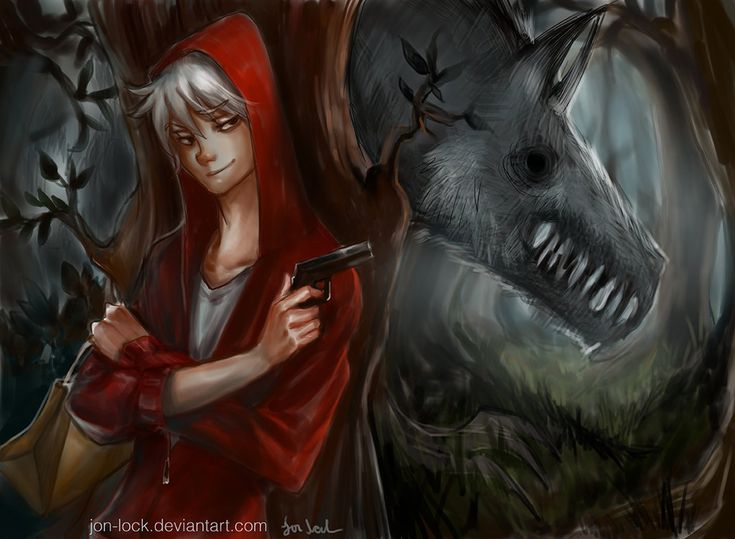 Red Riding Hood Gender bend Disneys Humanized