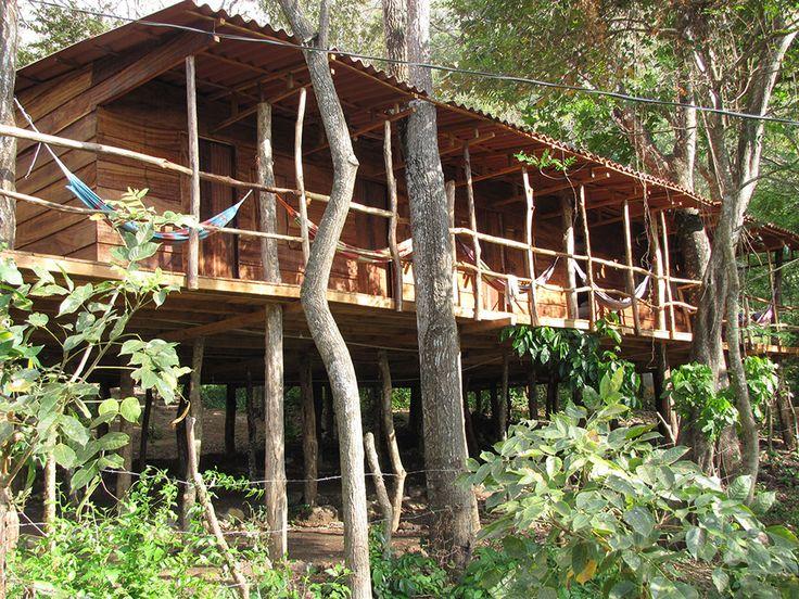 Treehouse Hostel Georgia Part - 46: Treehouse Hostel Between Granada And San Juan Del Sur.