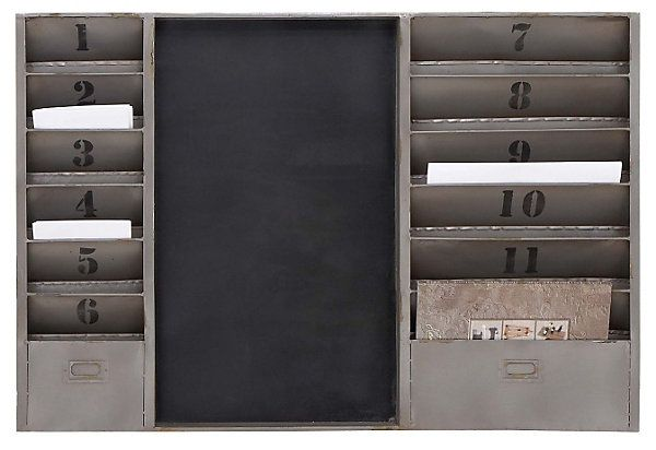 Message Board Organizer | The Organized Home | One Kings Lane