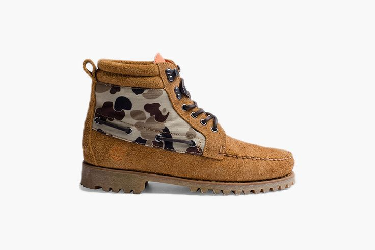 "The 10.Deep x Timberland ""Duck Hunt"" is Equal Parts Duck Boot, Hiking Shoe & Moccasin 