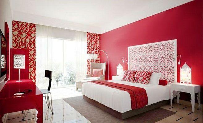 Bedroom Color Trends 2019 Red Bedroom Decor Red Bedroom Design