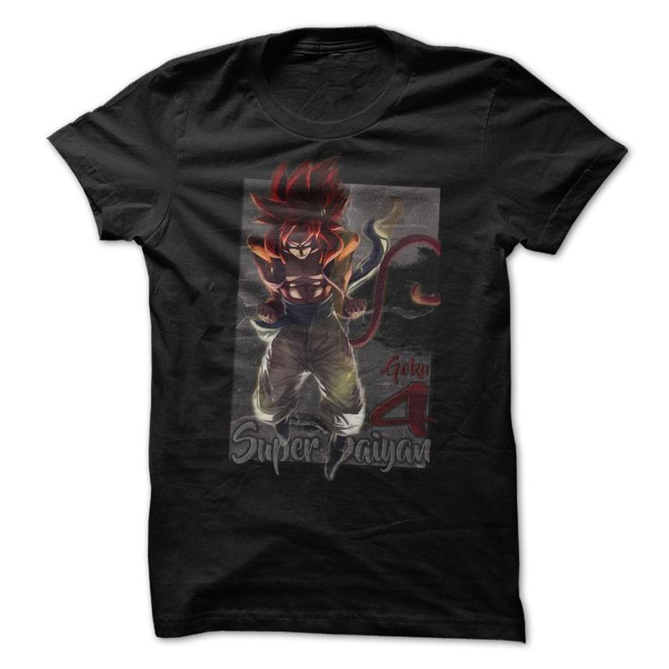 Super Saiyan 4 Goku T-Shirt | Dragon Ball T-Shirt