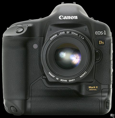 #Canon 1Ds Mark II, #Camera,
