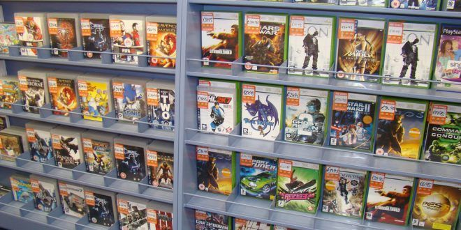 Használt videojátékok – új online piac gamereknek