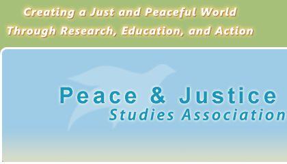 Peace & Justice Studies Association