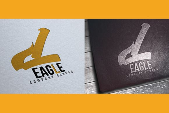Eagle Logo by MAGOO STUDIO on Creative Market