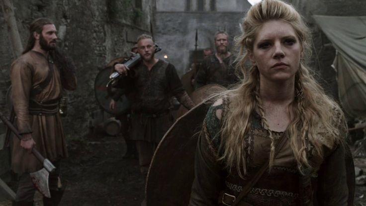 Ladgerda, una dama semi-legendaria entre el amor a Ragnar, la lucha por el poder y la Guerra