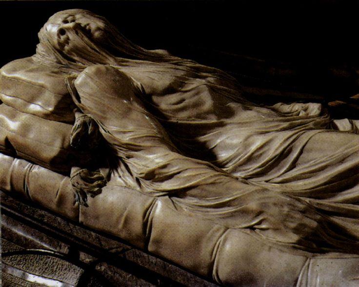 Η ΑΠΟΚΑΛΥΨΗ ΤΟΥ ΕΝΑΤΟΥ ΚΥΜΑΤΟΣ: Τα μυστηριώδη αγάλματα του Σανσεβέρο