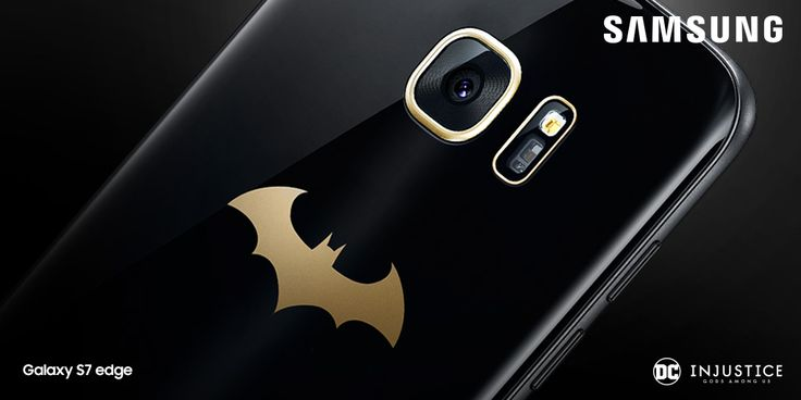 Samsung Galaxy S7 Injustice Edition Auction on Behance