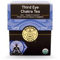 Third Eye Chakra Tea - A blend of herbs to awaken the third eye chakra
