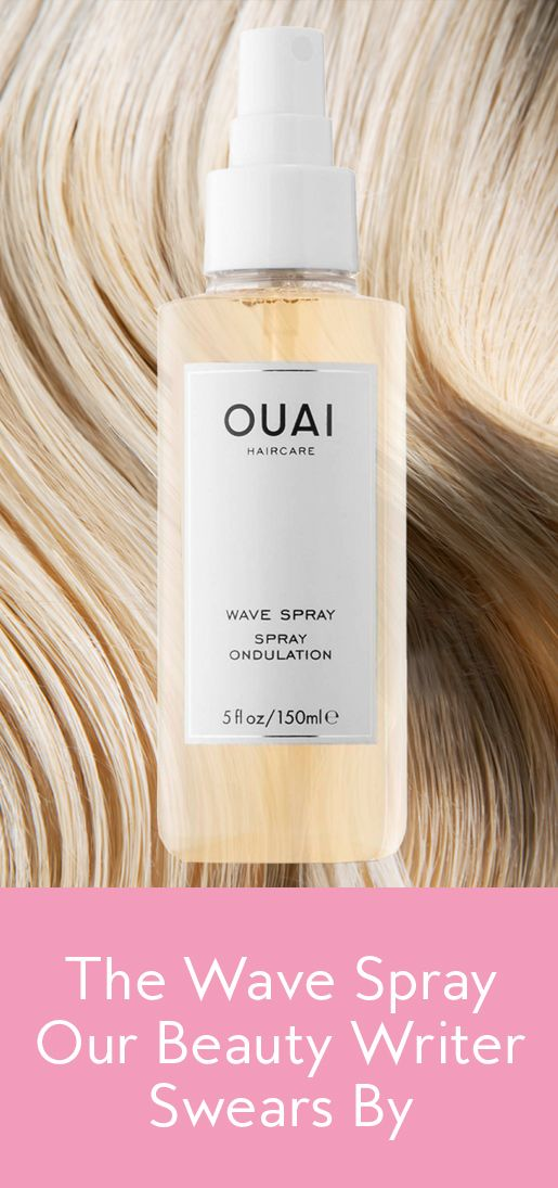 The Wave Spray thatInStyle's Beauty Writer Swears By from InStyle.com