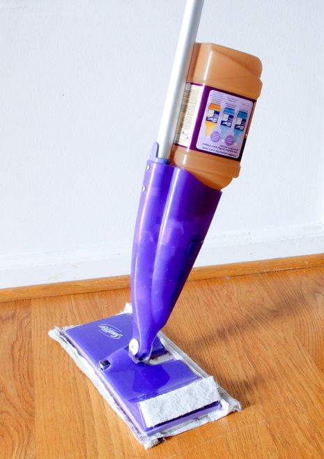 How To Refill Your Swiffer Wet Jet Container Bottle
