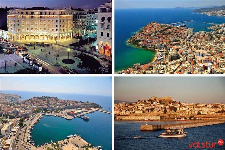 Katar Tur ayrıcalığı ile Selanik Kavala Turu
