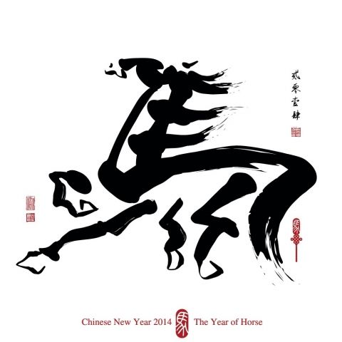 """** Traditional Chinese New Year Zodiac """"Year Of The Horse"""" @acupuncturebrooklyn"""