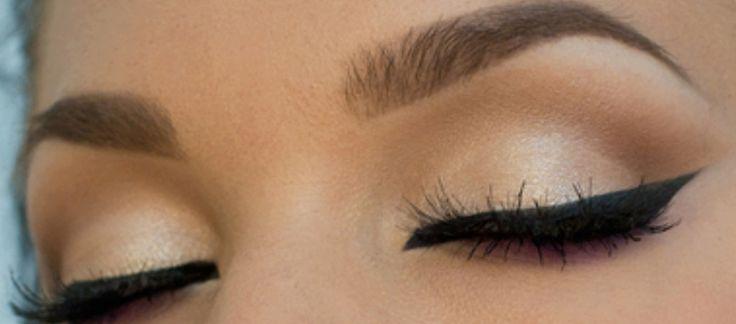 Eyeliner: het aanbrengen van eyeliner