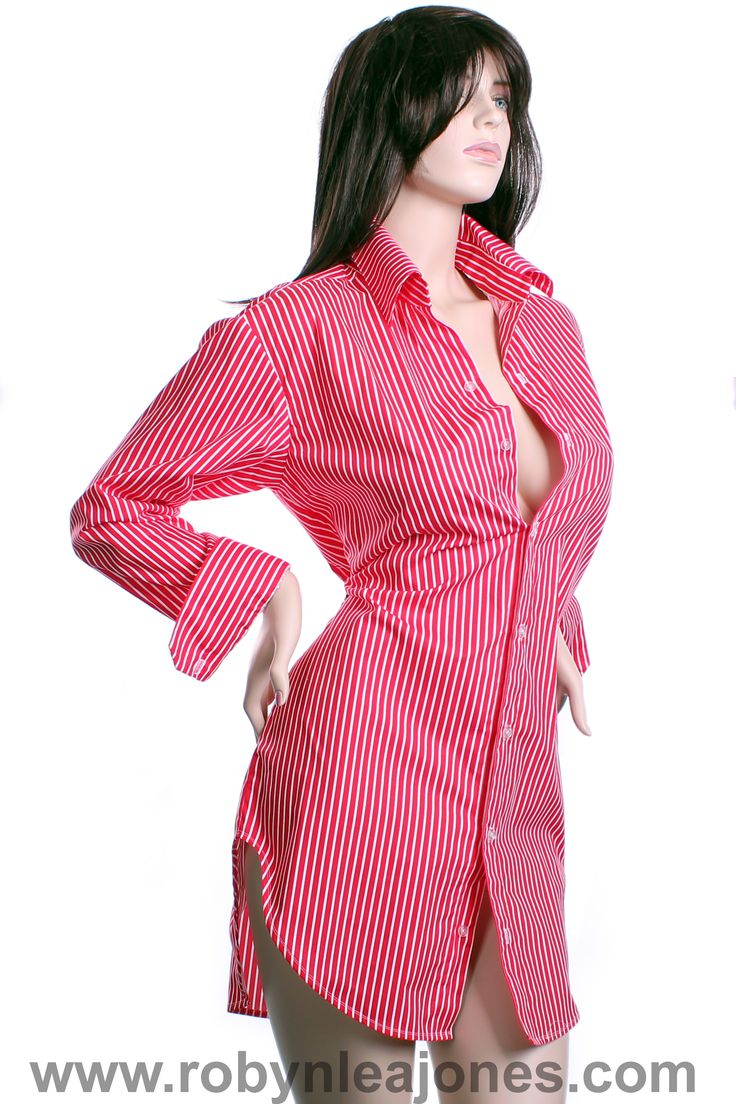 risky business night shirt shirt. shaped for a woman.  available from www.robynleajones.com