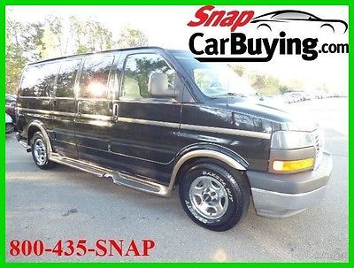 Awesome 2005 GMC Savana G1500 Conversion Van