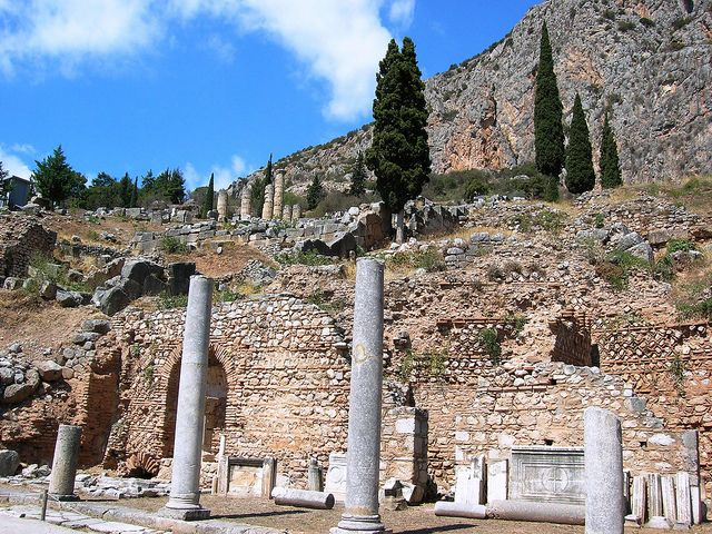 thebes greece | Greek city of Thebes by olderock1 , Creative Common Licence