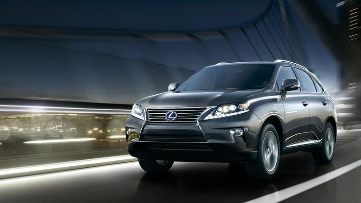 Autotif.com - 2015 Lexus RX 450h Price Preview