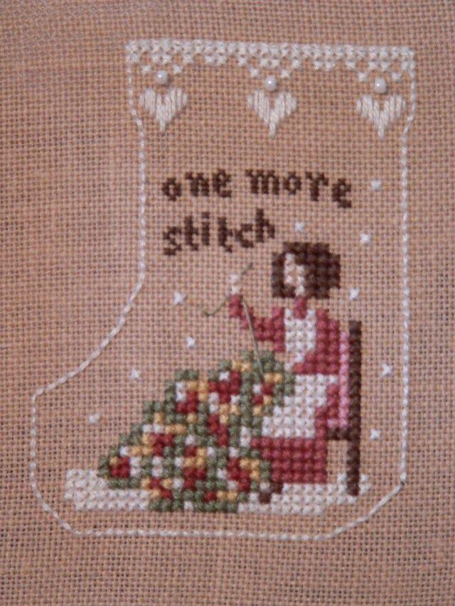 A Stitcher's Story: MMMM SAL Finish #4
