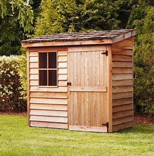 Sheds, Garden sheds and Pallet shed on Pinterest